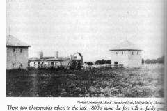 Fort Owen 1887