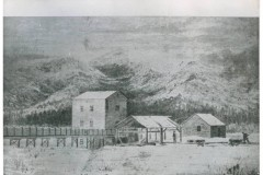 Ft Owen Mill, Tofft, 1866