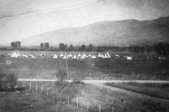 1912 Salish Encampment