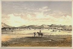 Fort Owen, Flathead Village, 1853