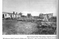 Fort Owen near Stevensville