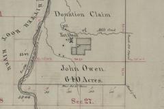 John Owen's Donation Claim